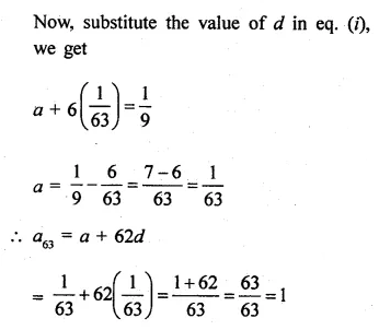 ML Aggarwal Class 10 Solutions for ICSE Maths Chapter 9 Arithmetic and Geometric Progressions Ex 9.2