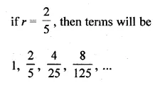 ML Aggarwal Class 10 Solutions for ICSE Maths Chapter 9 Arithmetic and Geometric Progressions Ex 9.4