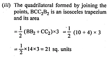 ML Aggarwal Class 10 Solutions for ICSE Maths Chapter 10 Reflection Ex 10