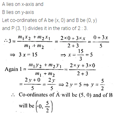 ML Aggarwal Class 10 Solutions for ICSE Maths Chapter 11 Section