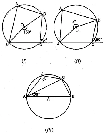 ML Aggarwal Class 10 Solutions for ICSE Maths Chapter 15 Circles Ex 15.2