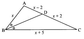 Maharashtra Board Class 10 Maths Solutions Chapter 1 Similarity Practice Set 1.2 10