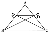 Maharashtra Board Class 10 Maths Solutions Chapter 1 Similarity Practice Set 1.2 13