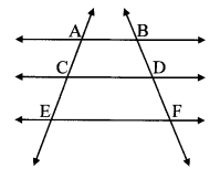 Maharashtra Board Class 10 Maths Solutions Chapter 1 Similarity Practice Set 1.2 18