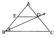 Maharashtra Board Class 10 Maths Solutions Chapter 1 Similarity Practice Set 1.2 20