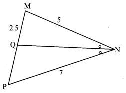 Maharashtra Board Class 10 Maths Solutions Chapter 1 Similarity Practice Set 1.2 4