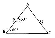 Maharashtra Board Class 10 Maths Solutions Chapter 1 Similarity Practice Set 1.2 5