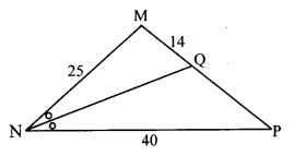 Maharashtra Board Class 10 Maths Solutions Chapter 1 Similarity Practice Set 1.2 7