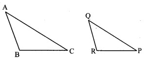 Maharashtra Board Class 10 Maths Solutions Chapter 1 Similarity Problem Set 1 1