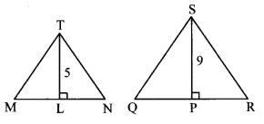 Maharashtra Board Class 10 Maths Solutions Chapter 1 Similarity Problem Set 1 13