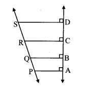 Maharashtra Board Class 10 Maths Solutions Chapter 1 Similarity Problem Set 1 16