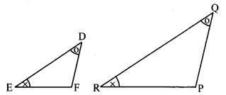 Maharashtra Board Class 10 Maths Solutions Chapter 1 Similarity Problem Set 1 2