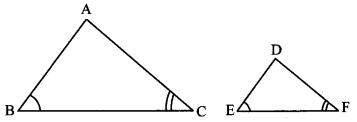 Maharashtra Board Class 10 Maths Solutions Chapter 1 Similarity Problem Set 1 3