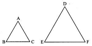 Maharashtra Board Class 10 Maths Solutions Chapter 1 Similarity Problem Set 1 4