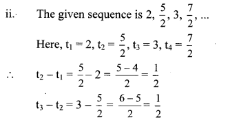 Maharashtra Board Class 10 Maths Solutions Chapter 3 Arithmetic Progression Practice Set 3.1 2