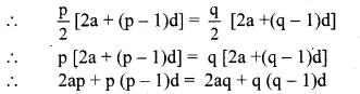 Maharashtra Board Class 10 Maths Solutions Chapter 3 Arithmetic Progression Problem Set 3 10