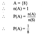 Maharashtra Board Class 10 Maths Solutions Chapter 5 Probability Problem Set 5 17