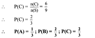 Maharashtra Board Class 10 Maths Solutions Chapter 5 Probability Problem Set 5 27