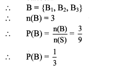 Maharashtra Board Class 10 Maths Solutions Chapter 5 Probability Problem Set 5 5