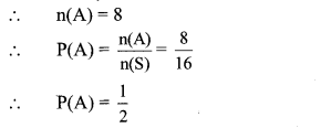 Maharashtra Board Class 10 Maths Solutions Chapter 5 Probability Problem Set 5 7