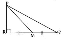 Maharashtra Board Class 10 Maths Solutions Chapter 2 Pythagoras Theorem Practice Set 2.1 8