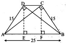 Maharashtra Board Class 10 Maths Solutions Chapter 2 Pythagoras Theorem Problem Set 2 13