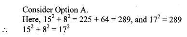 Maharashtra Board Class 10 Maths Solutions Chapter 2 Pythagoras Theorem Problem Set 2 2