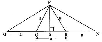 Maharashtra Board Class 10 Maths Solutions Chapter 2 Pythagoras Theorem Problem Set 2 8