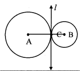 Maharashtra Board Class 10 Maths Solutions Chapter 3 Circle Practice Set 3.2 10