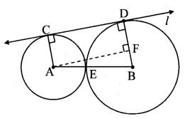 Maharashtra Board Class 10 Maths Solutions Chapter 3 Circle Practice Set 3.2 7