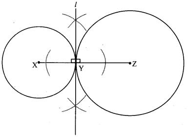 Maharashtra Board Class 10 Maths Solutions Chapter 3 Circle Practice Set 3.2 8