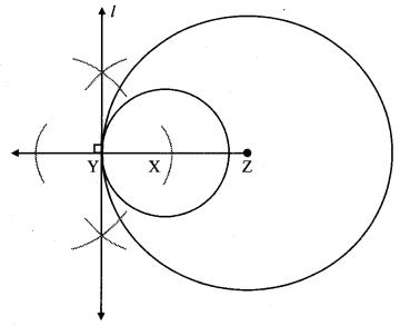 Maharashtra Board Class 10 Maths Solutions Chapter 3 Circle Practice Set 3.2 9