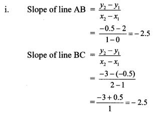 Maharashtra Board Class 10 Maths Solutions Chapter 5 Co-ordinate Geometry Problem Set 5 1