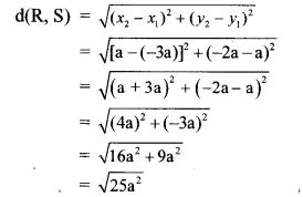 Maharashtra Board Class 10 Maths Solutions Chapter 5 Co-ordinate Geometry Problem Set 5 10