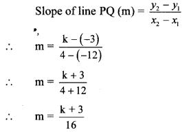 Maharashtra Board Class 10 Maths Solutions Chapter 5 Co-ordinate Geometry Problem Set 5 18