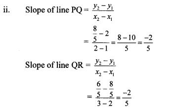 Maharashtra Board Class 10 Maths Solutions Chapter 5 Co-ordinate Geometry Problem Set 5 2