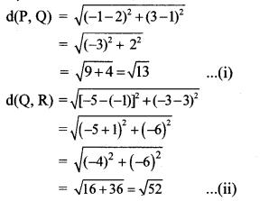Maharashtra Board Class 10 Maths Solutions Chapter 5 Co-ordinate Geometry Problem Set 5 21