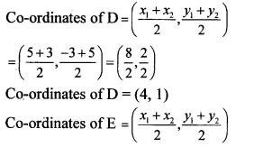 Maharashtra Board Class 10 Maths Solutions Chapter 5 Co-ordinate Geometry Problem Set 5 25