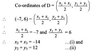 Maharashtra Board Class 10 Maths Solutions Chapter 5 Co-ordinate Geometry Problem Set 5 28