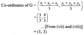 Maharashtra Board Class 10 Maths Solutions Chapter 5 Co-ordinate Geometry Problem Set 5 30