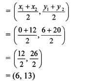 Maharashtra Board Class 10 Maths Solutions Chapter 5 Co-ordinate Geometry Problem Set 5 4