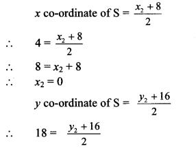 Maharashtra Board Class 10 Maths Solutions Chapter 5 Co-ordinate Geometry Problem Set 5 42