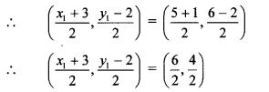 Maharashtra Board Class 10 Maths Solutions Chapter 5 Co-ordinate Geometry Problem Set 5 47