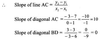 Maharashtra Board Class 10 Maths Solutions Chapter 5 Co-ordinate Geometry Problem Set 5 51