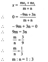 Maharashtra Board Class 10 Maths Solutions Chapter 5 Co-ordinate Geometry Problem Set 5 6