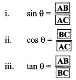 Maharashtra Board Class 10 Maths Solutions Chapter 6 Trigonometry Practice Set 6.1 28