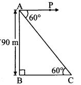 Maharashtra Board Class 10 Maths Solutions Chapter 6 Trigonometry Practice Set 6.2 2