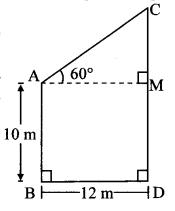 Maharashtra Board Class 10 Maths Solutions Chapter 6 Trigonometry Practice Set 6.2 4
