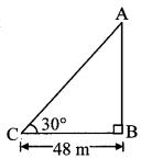 Maharashtra Board Class 10 Maths Solutions Chapter 6 Trigonometry Problem Set 6 16