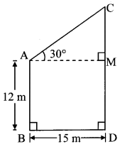 Maharashtra Board Class 10 Maths Solutions Chapter 6 Trigonometry Problem Set 6 19